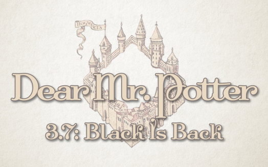 Dear Mr. Potter: Prisoner Of Azkaban 7