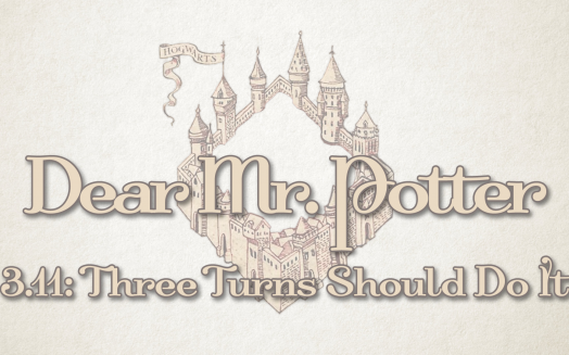 Dear Mr. Potter: Prisoner Of Azkaban 11