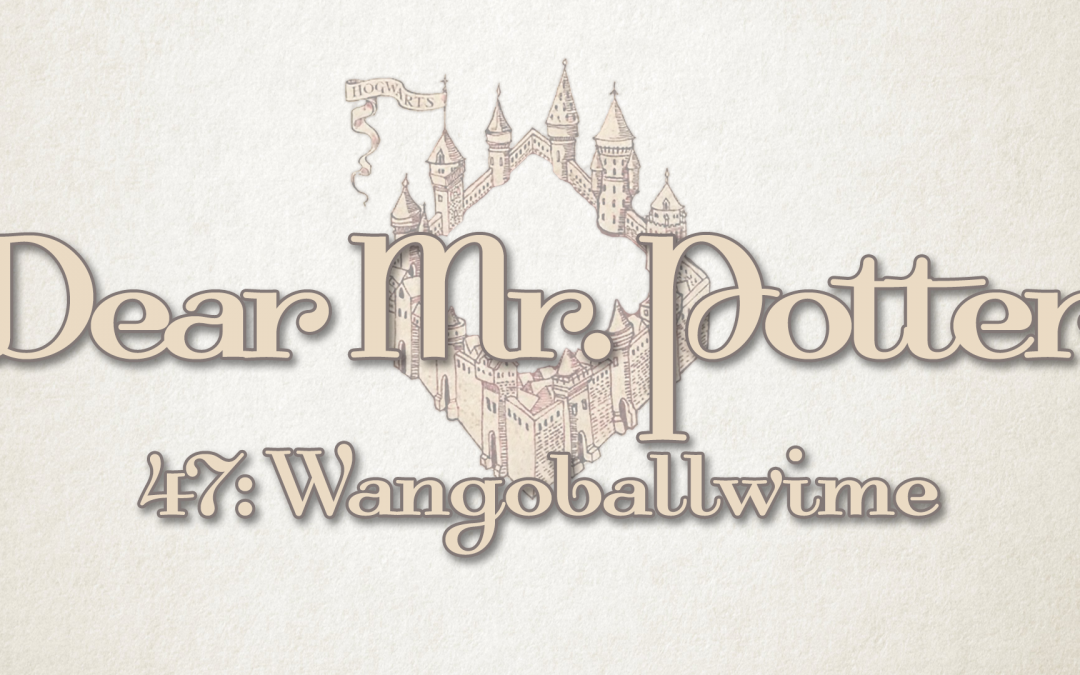 Dear Mr. Potter 47: Wangoballwime