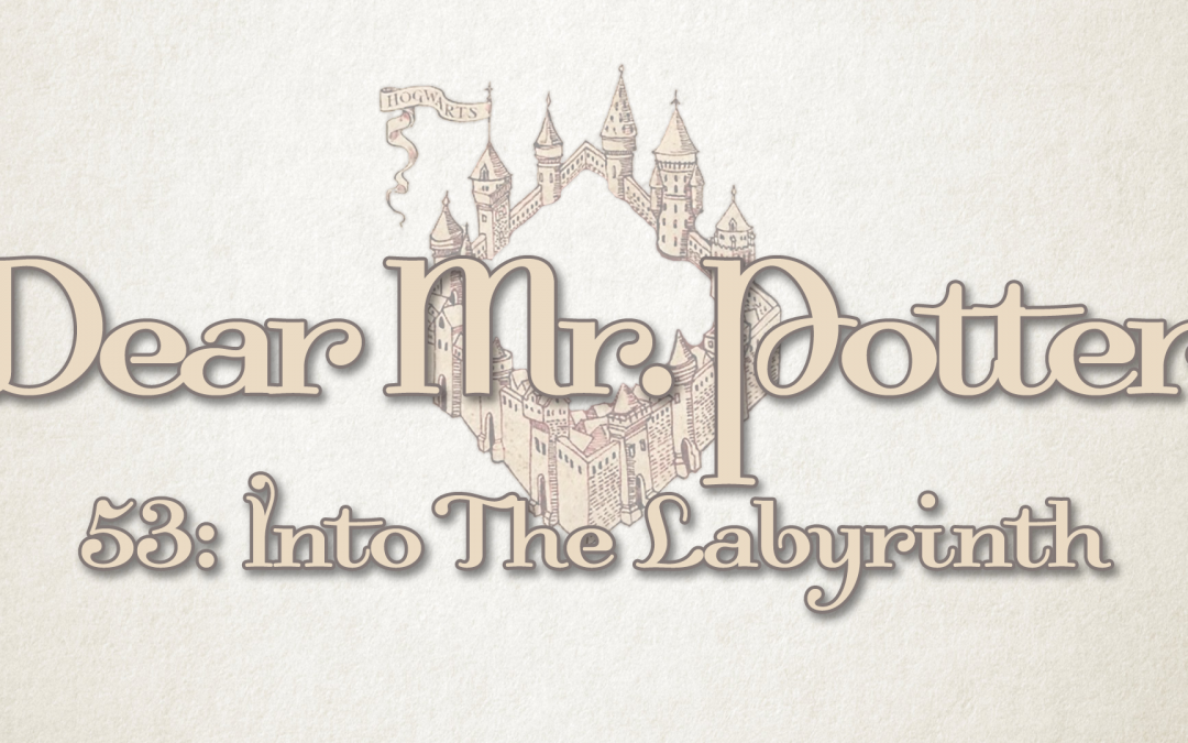 Dear Mr. Potter 53: Into The Labyrinth